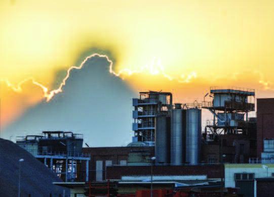 Dämmung mit Blick auf die BASF