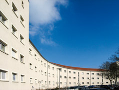 Ebertsiedlung Ludwigshafen, Foto Barbara Ritter
