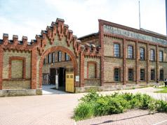 Portal Gedenkstätte Osthofen, Foto Barbara Ritter