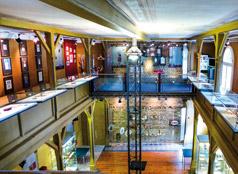 Museum - innen, Foto Deutsches Verpackungsmuseum