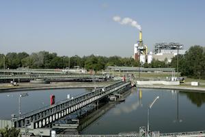 BASF Kläranlage, Foto: BASF