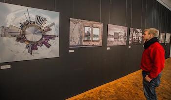 Auf den Betrachter wartet im Technoseum ein Gesamtkunstwerk in 58 Teilen. Foto: AfP Asel