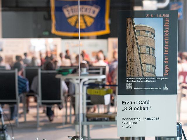 3-Glocken Erzählcafé - Veranstaltung bei den Tagen der Industriekultur