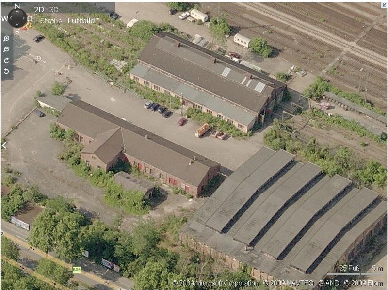 Bing-Bild aus dem Jahr 2009