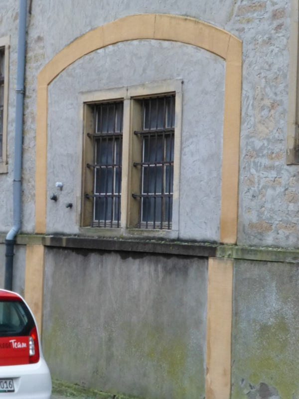 Das Tansit-Tor. Foto: Ritter