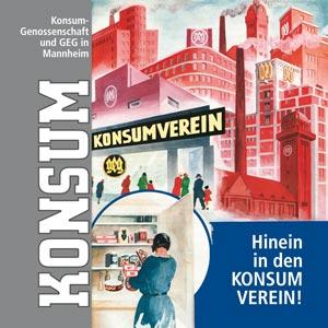 Cover Konsum-Genossenschaft