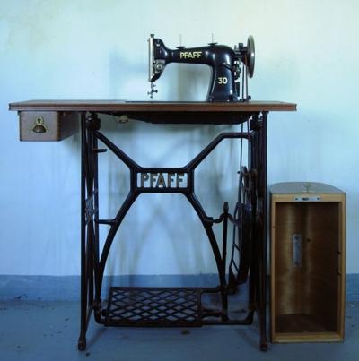 Pfaff-Nähmaschine aus den 1930er Jahren