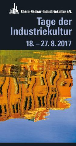 Titelbild: Broschüre Tage der Industriekultur 2017