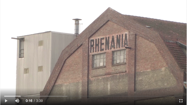 RNF - Rhenania-Speicher 12. 1. 2018