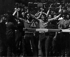 Streik bei John Deere - Foto @ Willi Hölzel