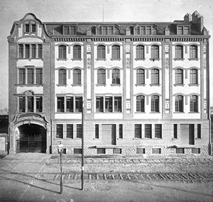 Konsumverein Mannheim – Foto: Gladrow