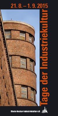 Titel der Broschüre: Tage der Industriekultur