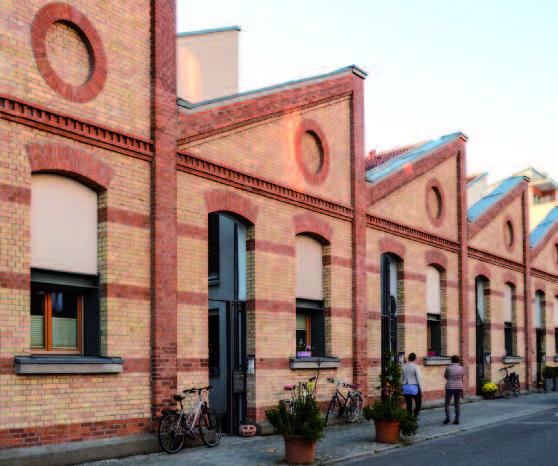 Waggonfabrik HD-Rohrbach, Foto © Elsa Hennseler-Etté