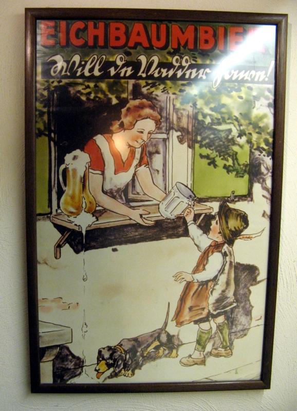 Werbung der 1930er Jahre