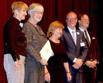Preisverleihung DND in Görlitz (Foto: Schrimpf)