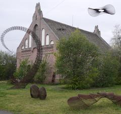 Kunst und Technik im Alten Klärwerk Mannheim