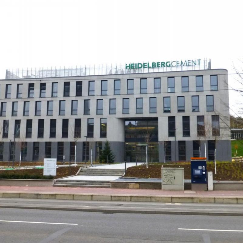 Das HeidelbergCement Technoloy Center