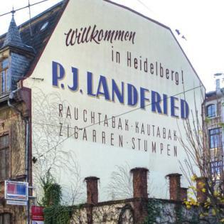 Landfried-Komplex in Heidelberg, Foto Barbara Ritter