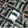 Nur der Nord-Ostteil des Quadrats hat historische Bausubstanz (Quelle Google)